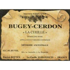 Bottex Bugey Cerdon Rose Lavueille