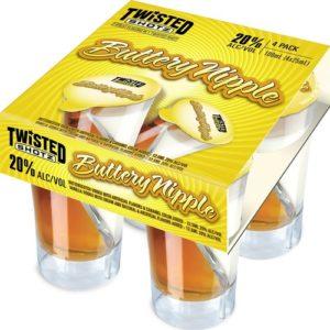 Twisted Shotz Buttery Nipple