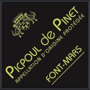 Chateau Font Mars Picpoul De Pinet