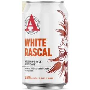 Avery White Rascal • Cans