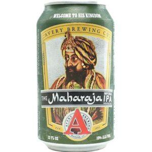 Avery Maharaja Imperial IPA • Cans