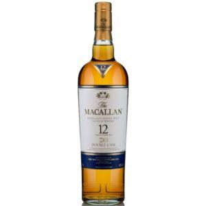 Macallan 12 Year Old Double Cask Highland Single Malt Scotch Whisky