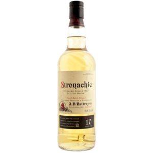 Stronachie Single Malt • 10yr 6 / Case