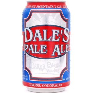 Oskar Blue's Dale's Pale Ale • 12pk Can