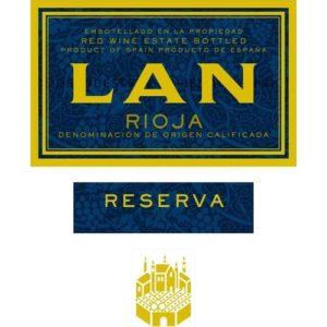 Bodegas Lan Reserva Rioja