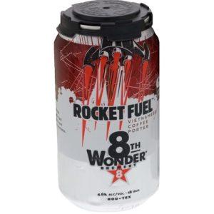 8th Wonder Rocket Fuel Coffee Porter • Cans