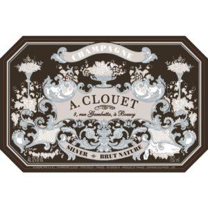 Andre Clouet Silver Brut Champagne Blanc De Noirs Pinot Noir