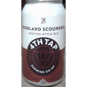 4th Tap Highland Scoundrel • Cans
