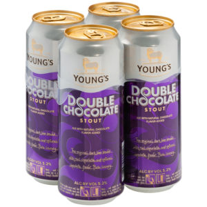 Young's Double Chocolate Stout • Cans