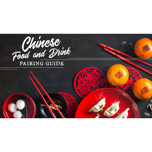 Chinese Food And Drink Pairing