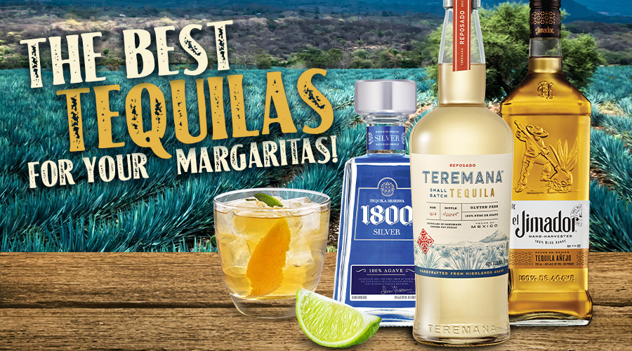 Best Tequila For Your 'Rita