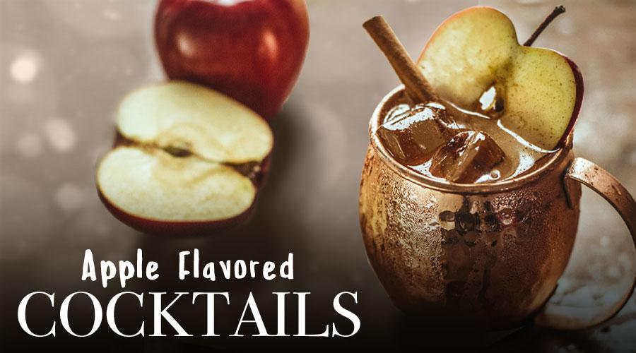 Apple Flavored Cocktails