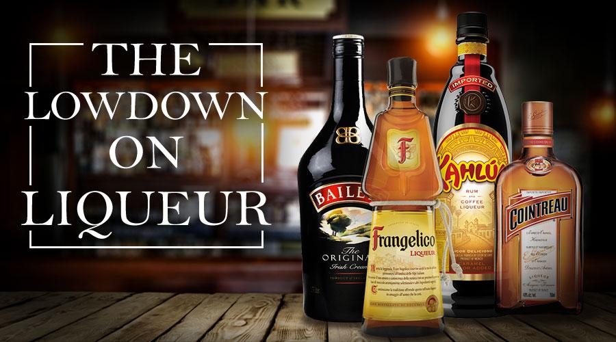 The Lowdown On Liqueur: Cocktail Recipes