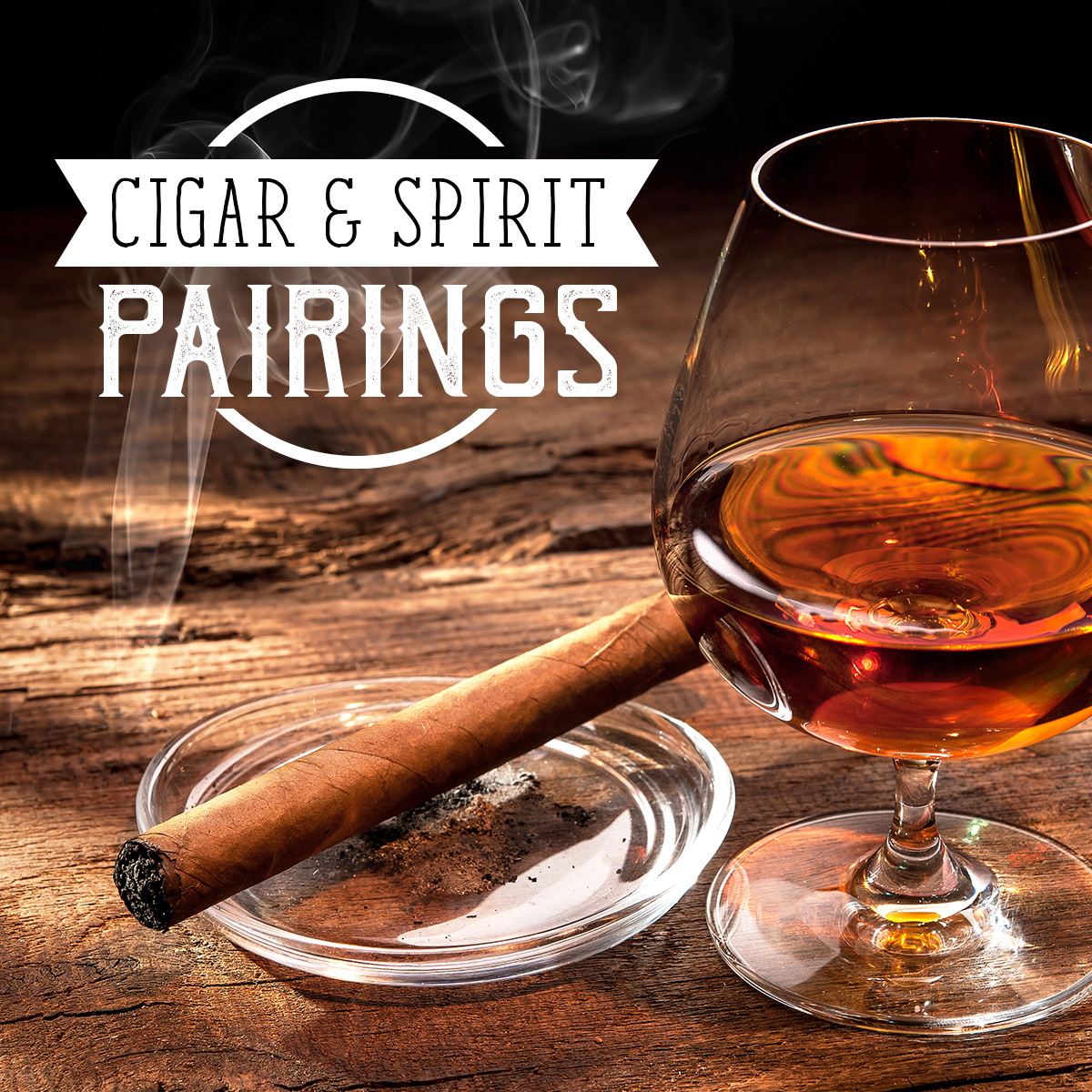 Cigar & Spirit Pairings, Spec's Wines, Spirits & Finer Foods
