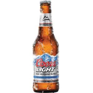 Coors Light • 6pk Bottles
