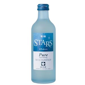 Kizakura Stars Pure Sparkling Sake