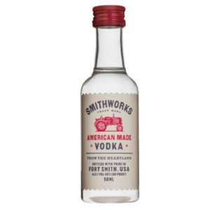 Smithworks Vodka • 50ml (Each)