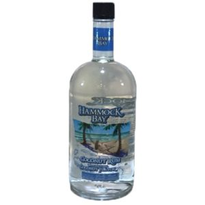 Hammock Bay Coconut Rum • 50ml (Each)