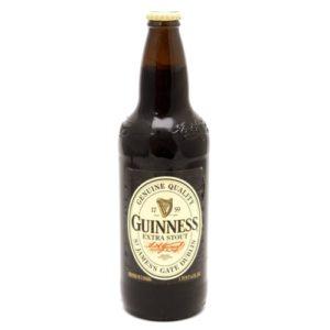 Guinness Extra Stout • 22oz Bottle