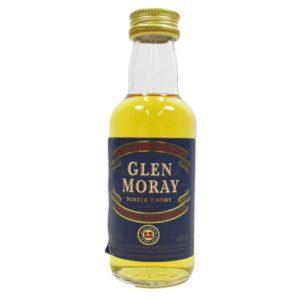 Glen Moray Malt Scotch • 12yr 50ml (Each)
