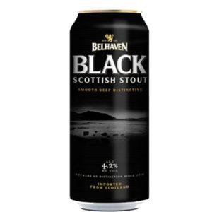 Belhaven Scottish Stout • Cans