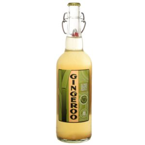 Old New Orleans Gingeroo Spicy Sparkling Cocktail