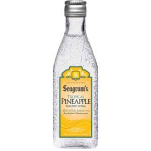 Seagrams Vodka • Tropical Pineapple 50ml (Each)