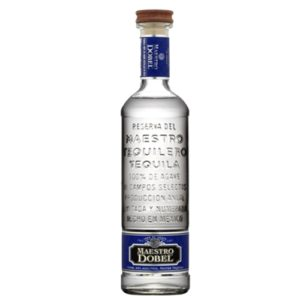 Maestro Dobel Tequila • Silver 6 / Case