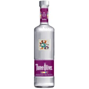 Three Olives Vodka • Apples & Pears 50ml (Each)