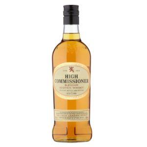 High Commissioner Blended Scotch Whisky