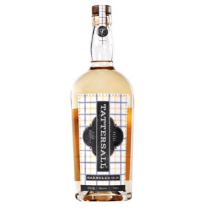 Tattersall Barrel Aged Gin 6 / Case