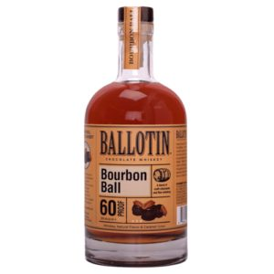 Ballotin Chocolate Whiskey • Bourbon Ball