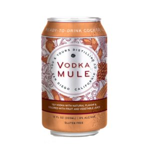 You And Yours • Vodka Mule 4pk-355ml