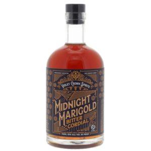 Violet Crown Midnight Marigold