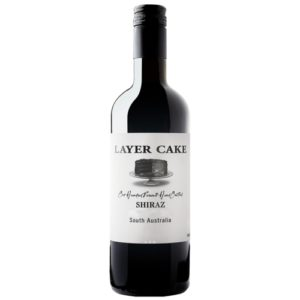 Layer Cake One Hundred Percent Hand Crafted Shiraz