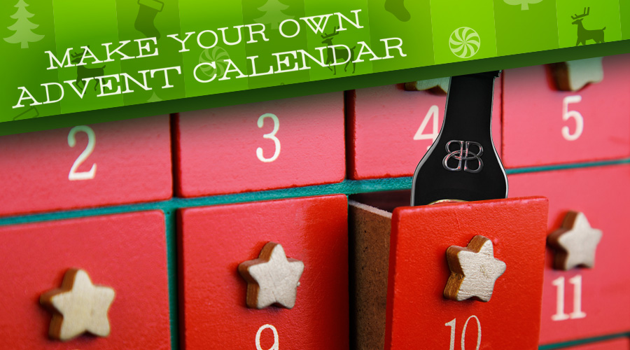 DIY Alcohol Advent Calendar - Spec's Wines, Spirits, & Finer Foods