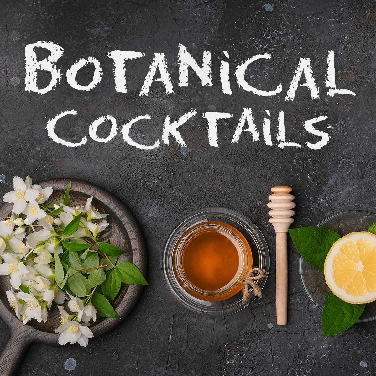 Botanical Cocktails - Spec's Wines, Spirits & Finer Foods