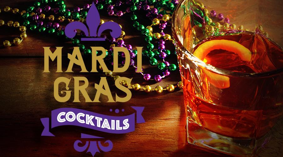 Mardi Gras Cocktails - Spec's Wines, Spirits & Finer Foods