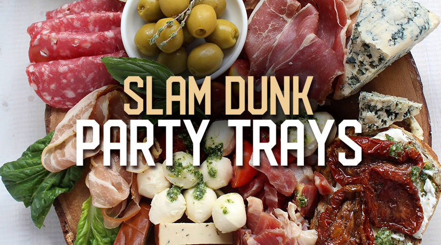 Slam Dunk Party Trays - Spec's Wines, Spirits & Finer Foods
