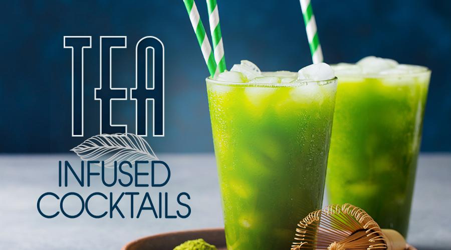 Tea-Infused Cocktails - Spec's Wines, Spirits & Finer Foods