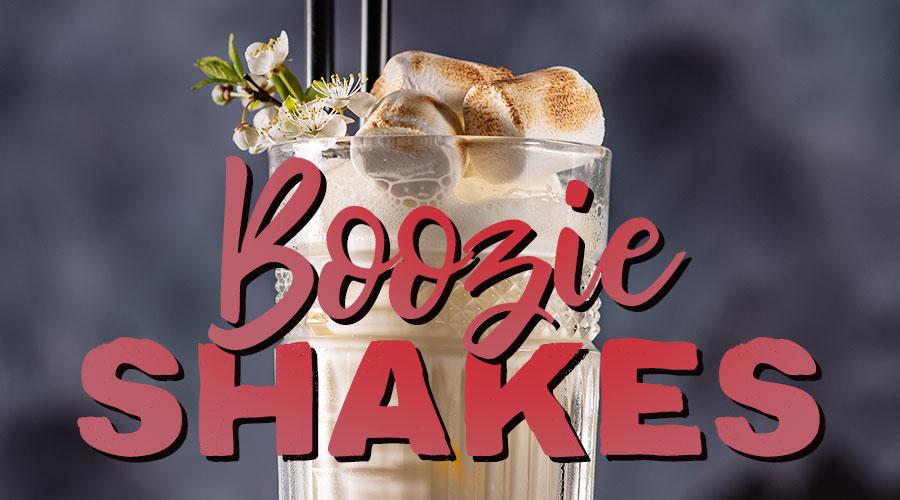 Boozie Milkshake Recipes - Spec's Wines, Spirits & Finer Foods