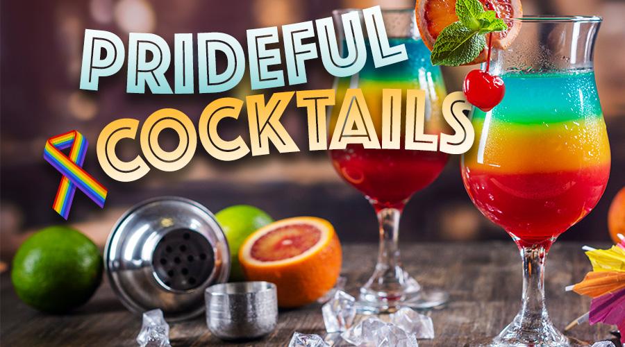 Pride Month Cocktails - Spec's Wines, Spirits & Finer Foods