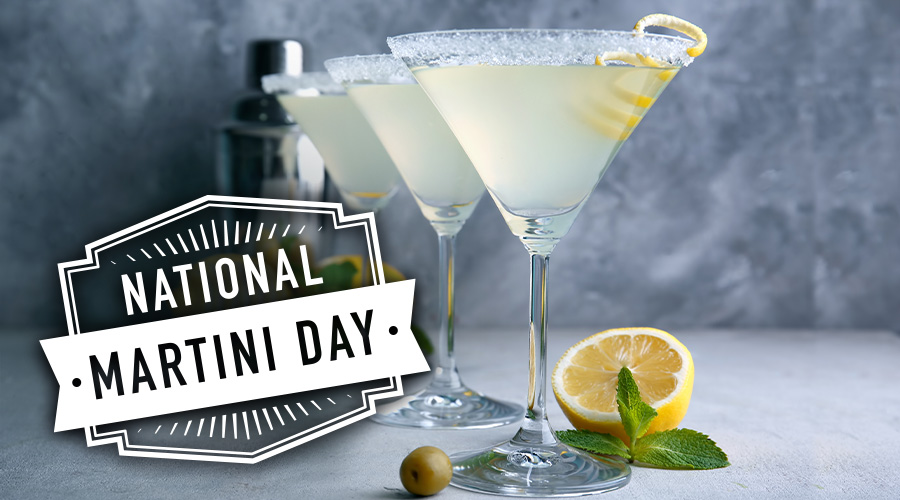 National Martini Day - Top Martini Recipes - Spec's Wines, Spirits & Finer Foods