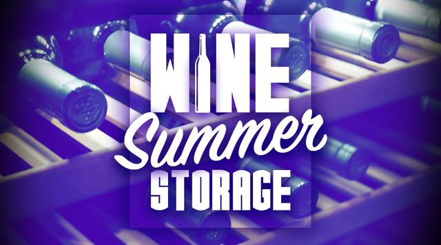 Summer Wine Storage - Spec's Wines, Spirits & Finer Foods