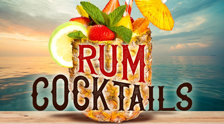 Rum Cocktails - Spec's Wines, Spirits & Finer Foods