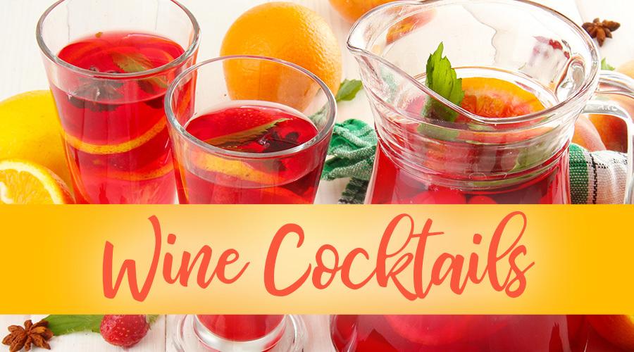 Wine Cocktails - Spec's Wines, Spirits & Finer Foods