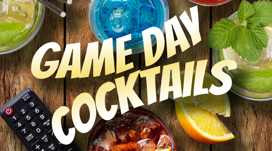 Game Day Cocktails - Spec's Wines, Spirits & Finer Foods