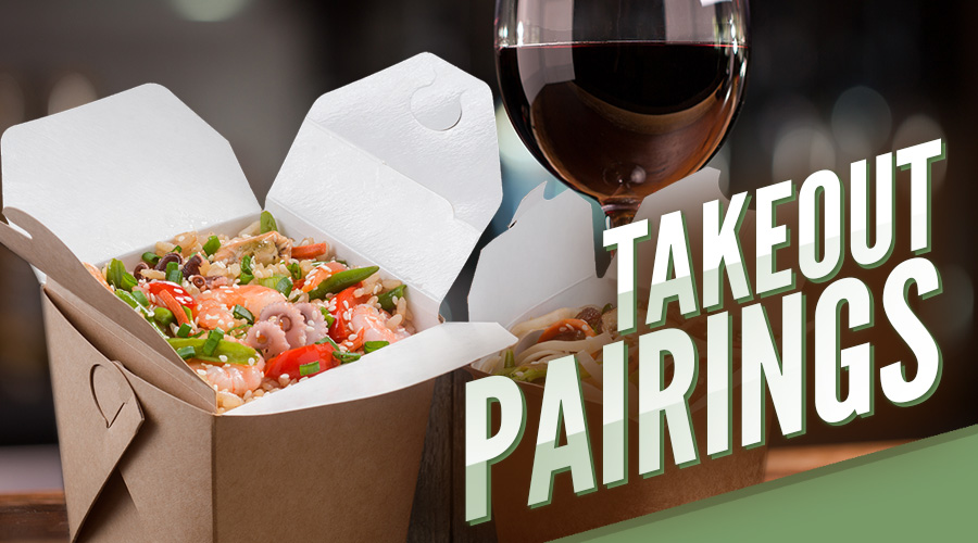 Takeout Pairings - Spec's Wines, Spirits & Finer Foods