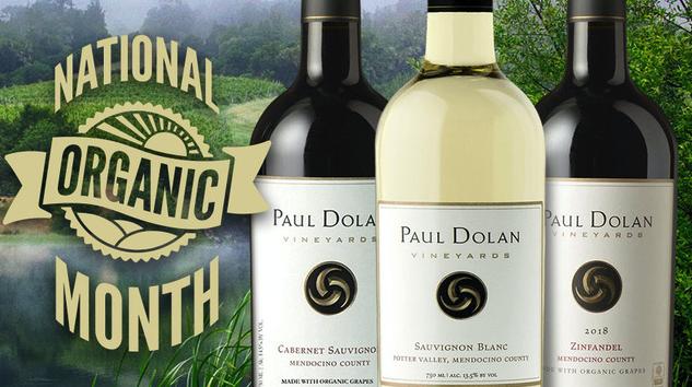 Paul Dolan Organic Wines At Spec's Wines, Spirits & Finer Foods