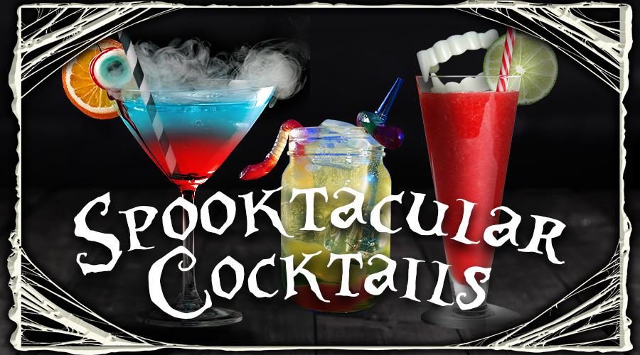Spooktacular Cocktails = Spec's Wines, Spirits & Finer Foods